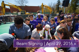 Historic Beam Signing