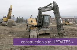 construction site updates