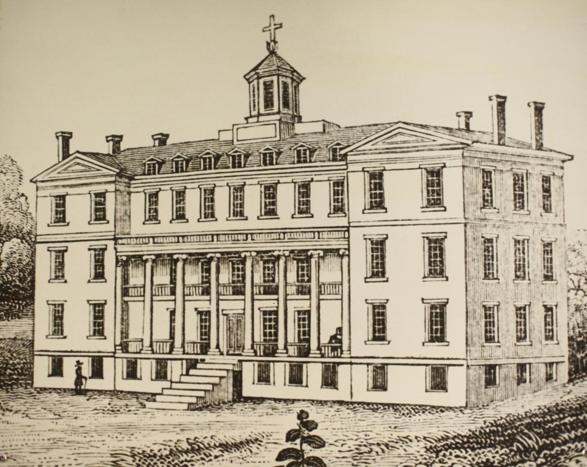 History | College of the Holy Cross