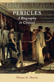 Pericles A Biography in Context