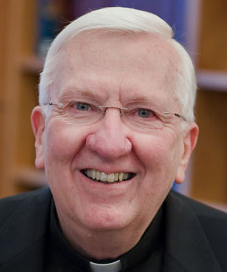 Rev. Paul Harman, S.J.