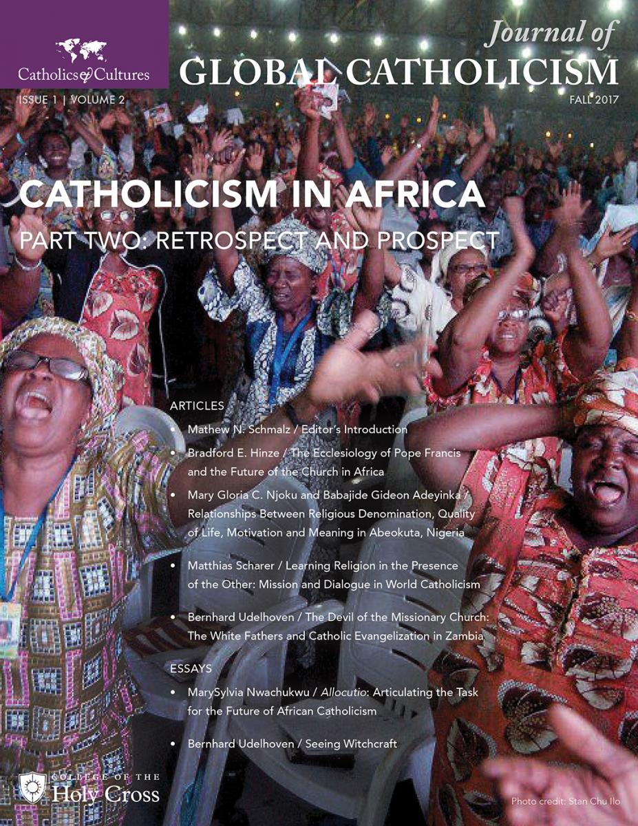 Journal of Global Catholicism