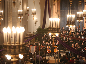 Advent Festival of Lessons & Carols