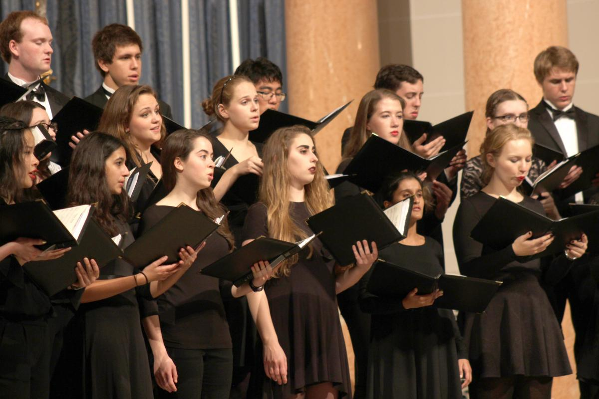 Performance Opportunities and Ensembles | College of the ...