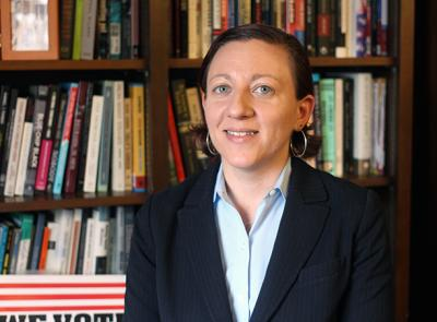 Associate Professor Melissa F. Weiner of the Sociology and Anthropology Department.