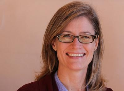 Jennie Germann Molz, associate professor and chair of the sociology and anthropology department