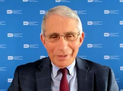 Dr. Anthony Fauci '62