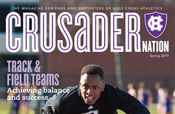Crusader Nation magazine cover