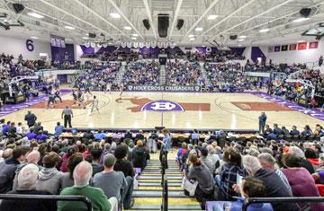 Athletic And Recreational Facilities College Of The Holy Cross