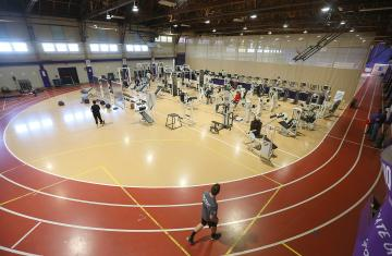 Athletic and Recreational Facilities | College of the Holy Cross