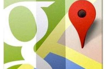 photo of google maps