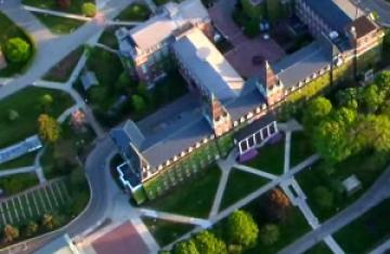 Campus Maps | College of the Holy Cross