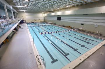 Hart Center at the Luth Athletic Complex (Swimming Pool)