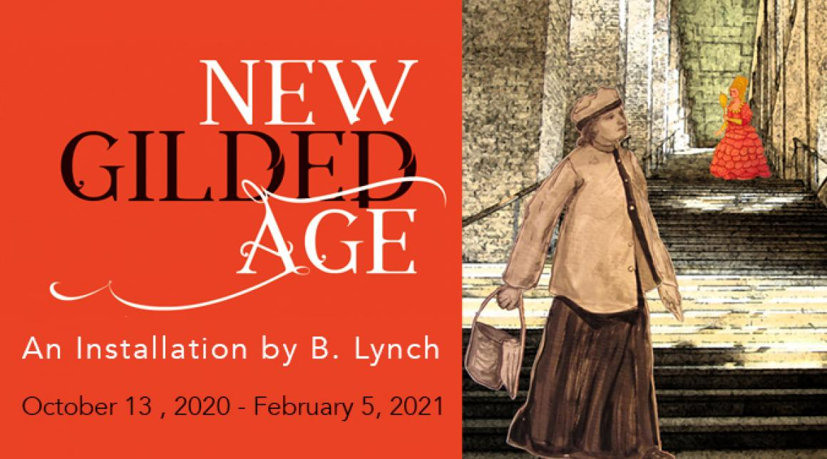 New Gilded Age: An Installation by B. Lynch
