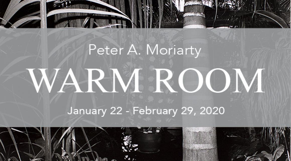 Warm Room: Photographs by Peter A. Moriarty from Historic Greenhouses