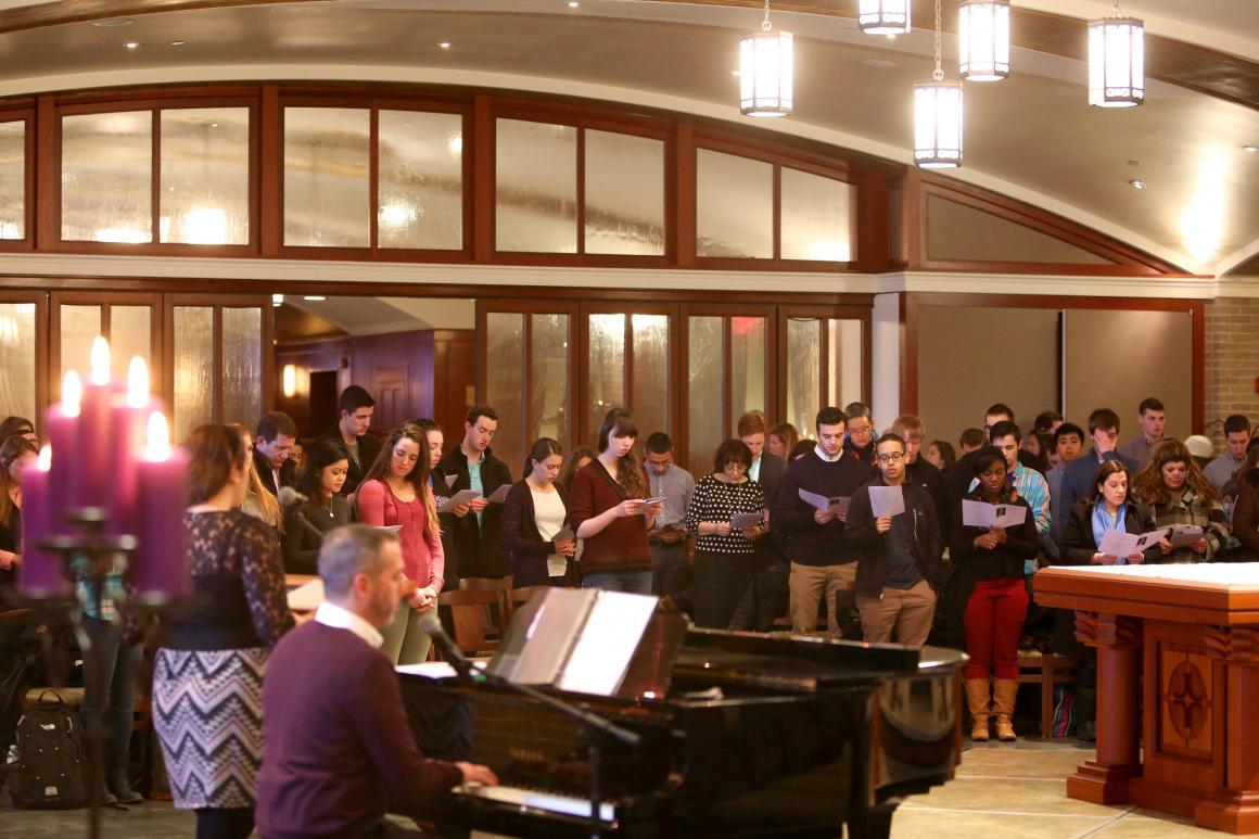 Liturgical Music | College of the Holy Cross