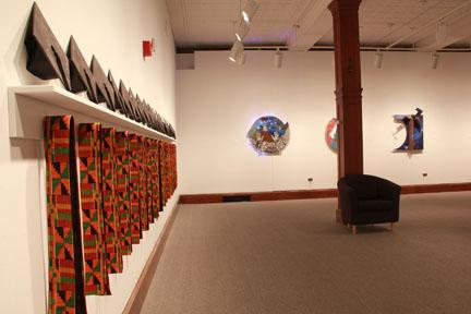 Infinity installation view