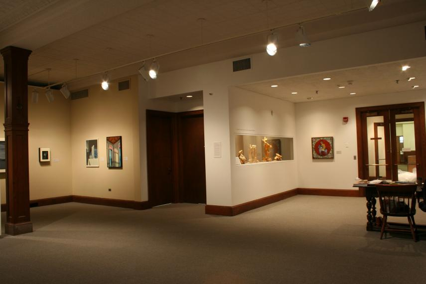 Layers: Collecting Cuban American Art installation view