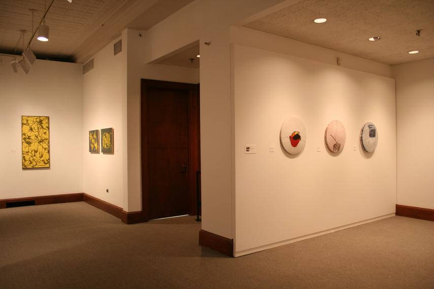 Works by Roger Hankins and Amy Wynn Derry