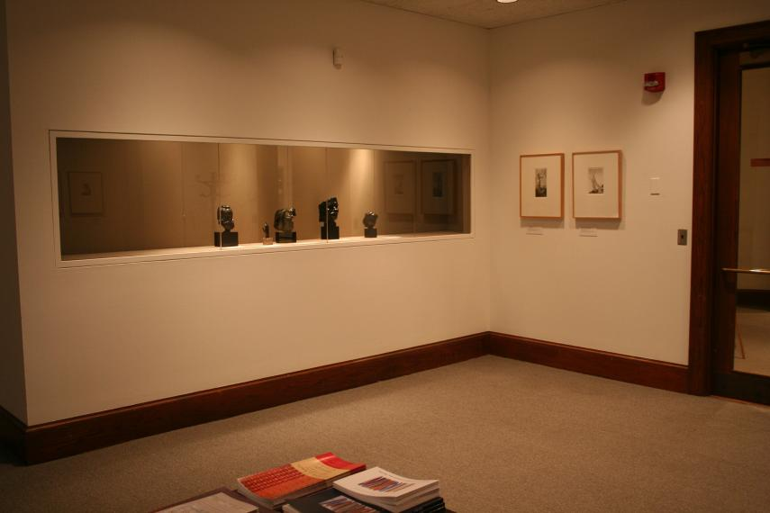 Treasures of the Cantor installation view